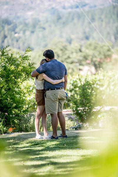 Drew and Rachel's Engagement