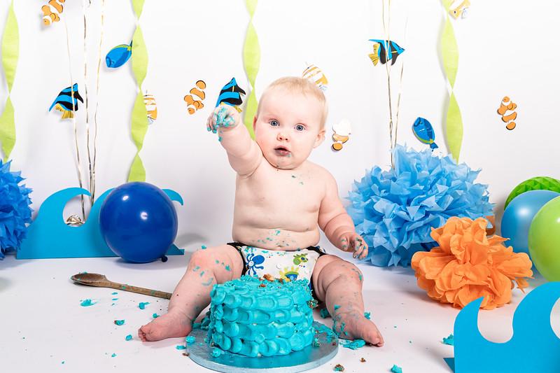 Francesca's Cake Smash