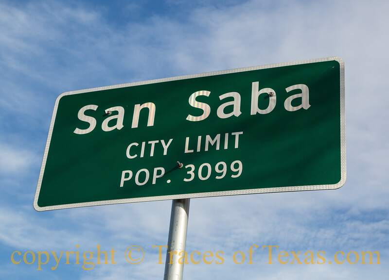 Title: San Saba City Limits<br /> <br /> Comments: I had the rockin' pneumonia and the boogie-woogie flu.<br /> <br /> Location: San Saba