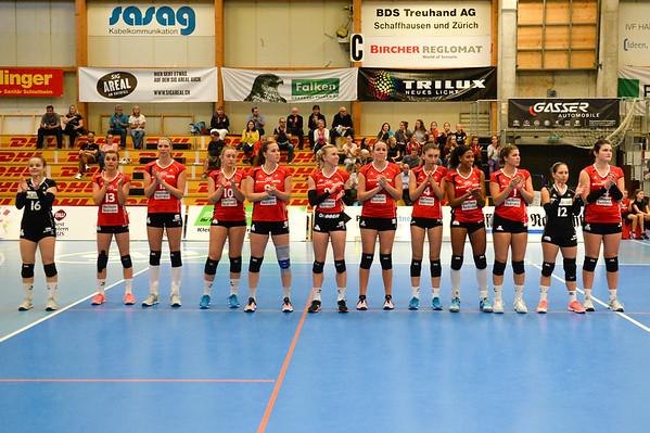 VC Kanti - Volero Zürich 3:2 (15.10.2017)
