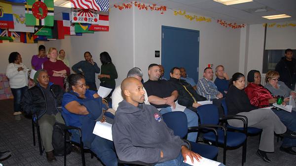 Building Meeting - W.36th Street Nov. 9, 2010