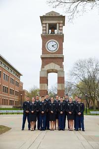 2019 UWL ROTC Portraits