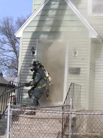 House Fire 80 Oakwood Street