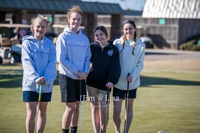 Golf Team Practice, March 1