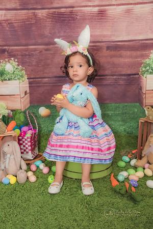 25. Daniela y los Conejitos de Pascua