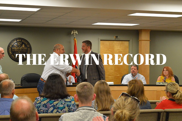 Unicoi County Board of Education Meeting - October 2019