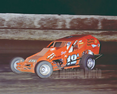 1983-1984 Dirt Modifieds