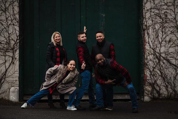 The Wiggins Family