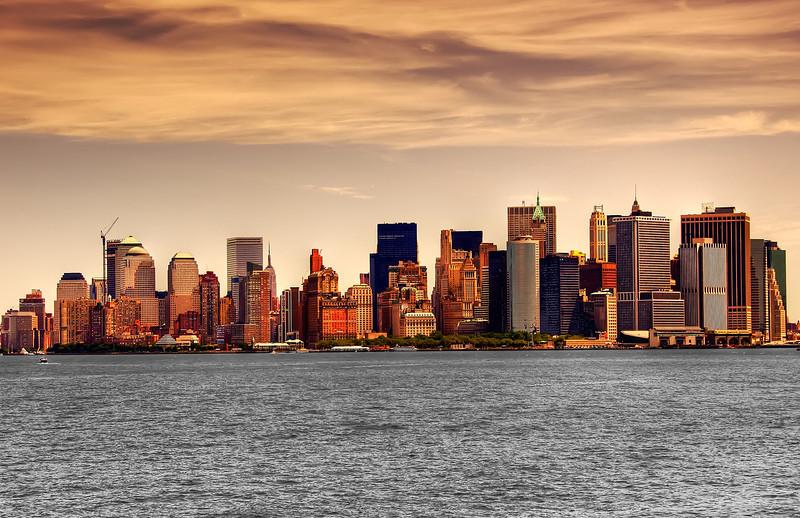 NYC Skyline!!