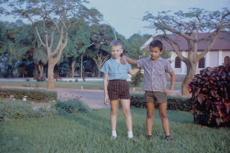 Pedro Cadete e Luis Valente