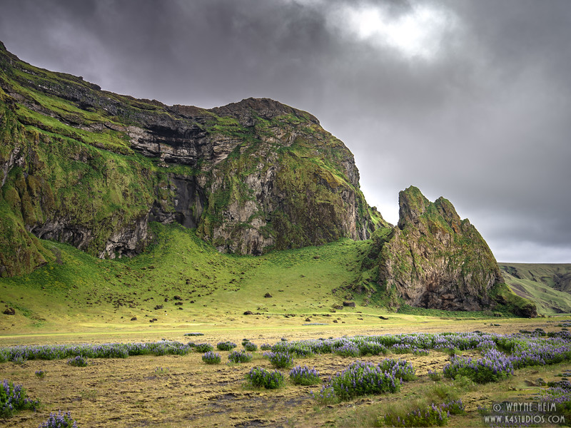 Landscape of Rock Mountain  Photography by Wayne Heim