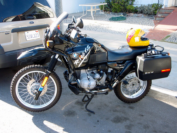 R100 GS PD Classic