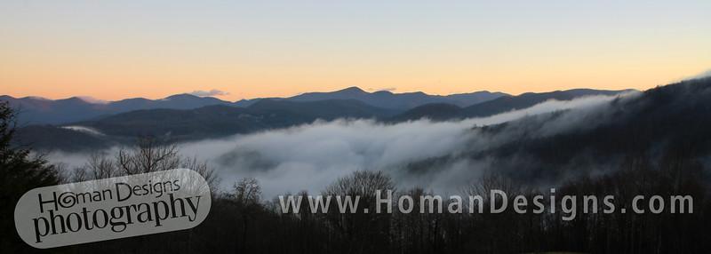 Mountain Sunrises