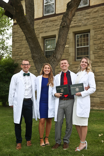 2019 MPAS White Coat Ceremony