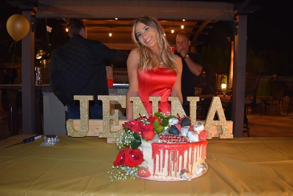 Jenna's Sweet 16 Party! 5/15/21
