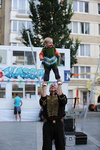 Noa and Uri Weiss - Cirque No Problem