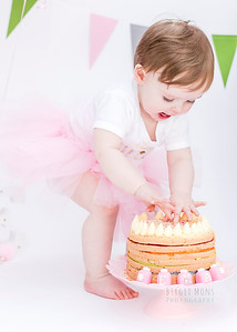 Eva's cake smash