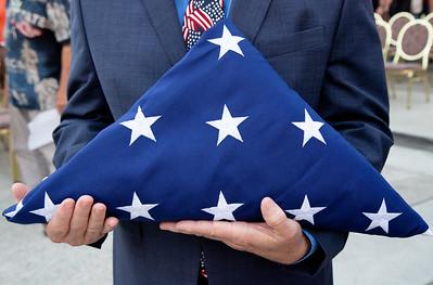 Patriot Day Flag Ceremony - September 11, 2018