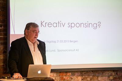 Kreativt sponsorarbeid med Jacob Lund