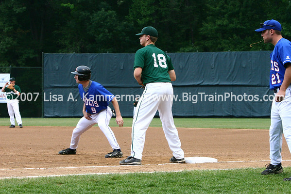 vs Silver Spring - Takoma Park Thunderbolts, 6/7/08, The Game