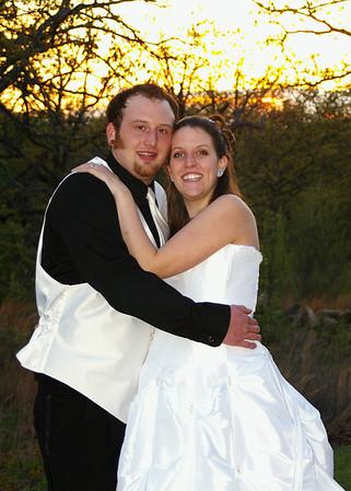 Mr. & Mrs. Jason Roden