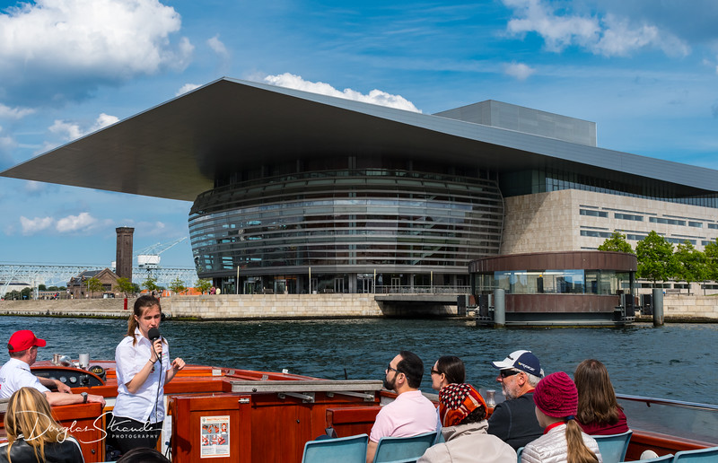 Canal Tour at Opera House