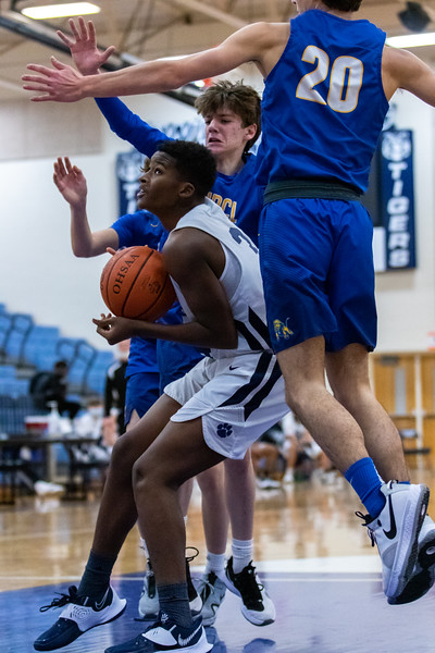 2021-01-30 -- Twinsburg vs NDCL High School Freshmen Boys Basketball
