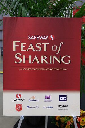 Safeway Feast of Sharing 2013