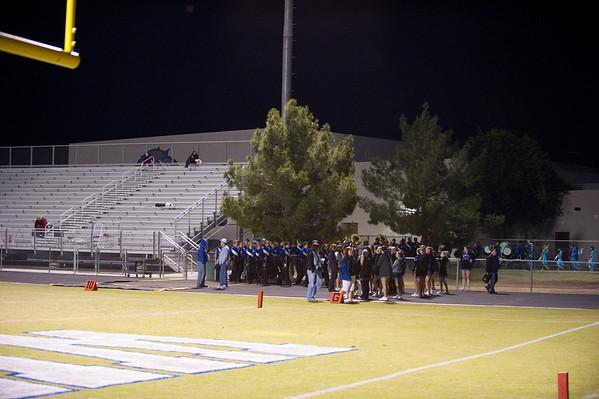 2010-11-12 Home vs North Canyon