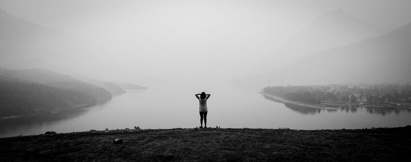 Waterton Lakes Smoke