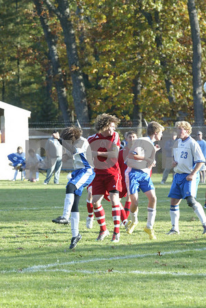 Whitehall / Montague Boys District Soccer 10/19/2010