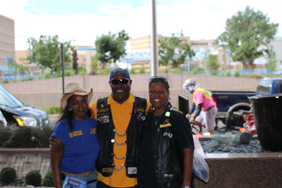2015 Buffalo Soldiers And  Troopers Motorcycle Club National Convention
