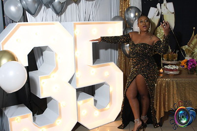 DECEMBER 19TH, 2020: RESEY'S 35TH BIRTHDAY BASH