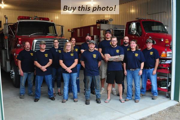 Bonanza Valley area fire departments