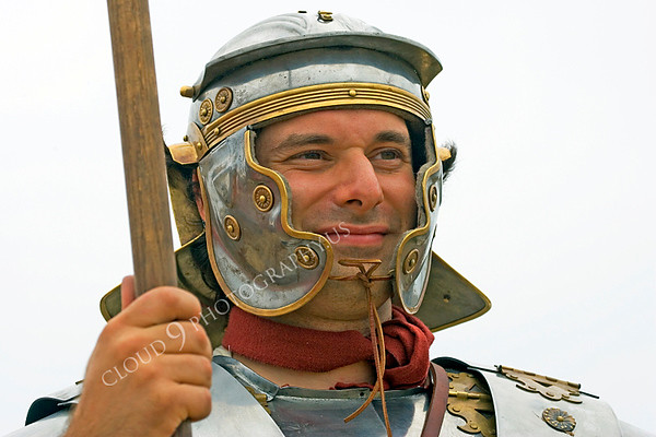 Roman Legion Historical Re-enactor Pictures