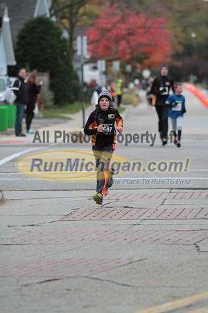 1 Mile Finish - 2013 Wicked Halloween Run