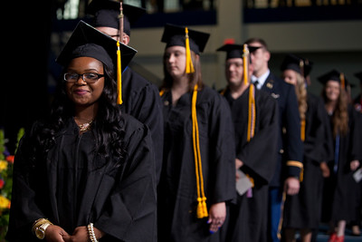 May Commencement 2016