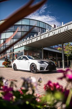 Lexus of Richmond Hill RC F Track Edition