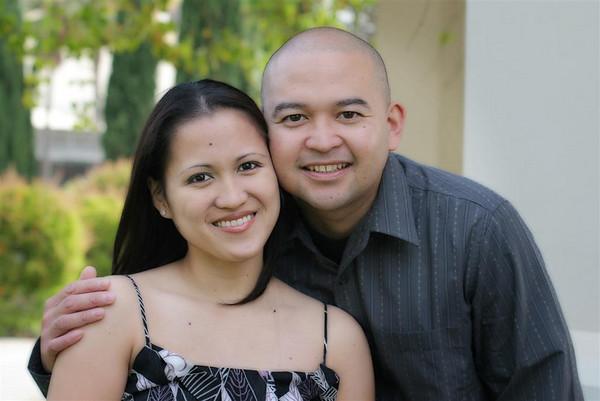 Eric & Jessamine - Engagement Photos