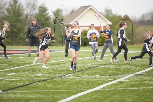 Sayre Women's Lacrosse 18