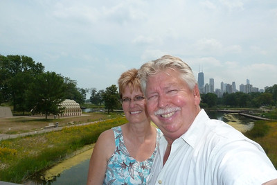 Joy & Marty day in Chicago July 10, 2011