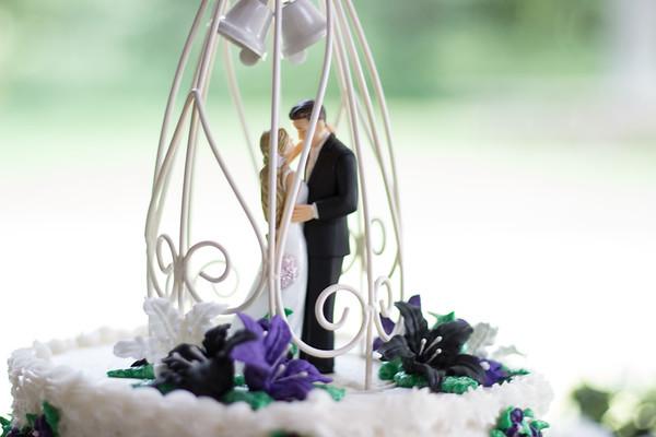 Sheryl and Lee Wedding