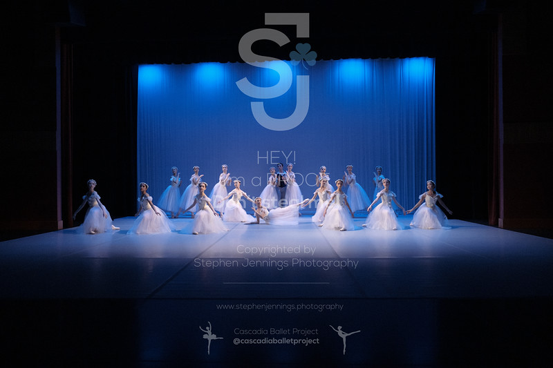 Les Sylphides Dress Rehearsal