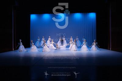 Les Sylphides Dress Rehearsal