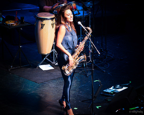 Jessy J: Carolina Jazz Concert Series November 2014