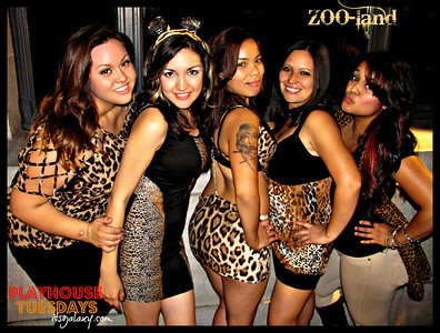 TUESDAY, 10-16-12, ZOO-land at PLAYHOUSE TUESDAYS