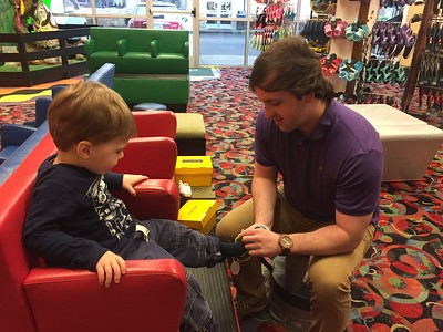 Shoe Shopping