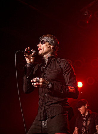Buckcherry August 1, 2013