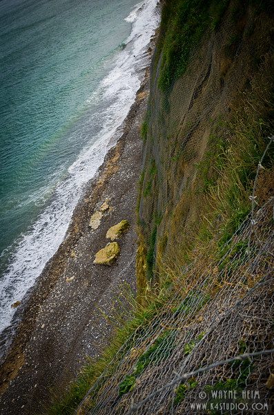 Cliffs of Normandy  7  Photography by Wayne Heim