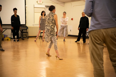 Argentine Tango Club Lesson and Dance Party